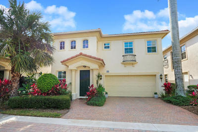 Palm Beach Gardens Single Family Home For Sale: 560 Tomahawk Court