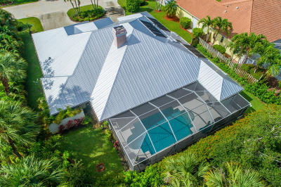 Hobe Sound Single Family Home Contingent: 9232 SE Mystic Cove Terrace Terrace