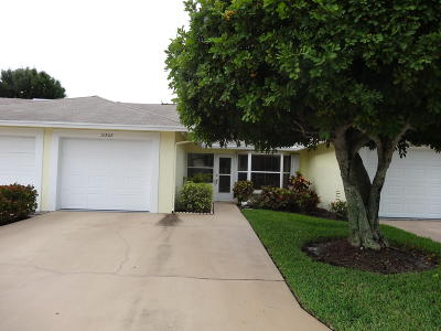 Hobe Sound Single Family Home For Sale: 10868 SE SEa Pines Circle