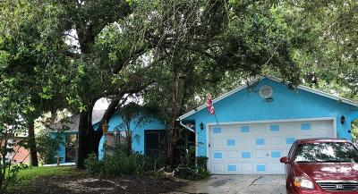 Port Saint Lucie Single Family Home Contingent: 2553 SW Kenilworth Street