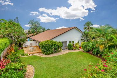 Delray Beach Single Family Home Contingent: 2716 SW 6th Street