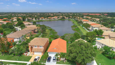 Lake Worth Single Family Home For Sale: 6165 Willoughby Circle