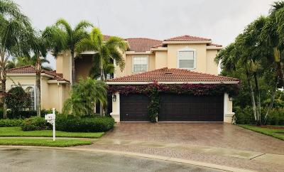 Lake Worth Single Family Home For Sale: 9457 Campi Drive