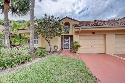 Boca Raton Single Family Home For Sale: 11177 Sangria Court