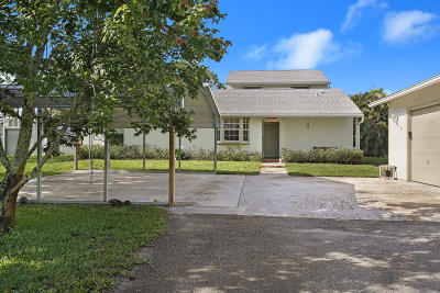 West Palm Beach Single Family Home For Sale: 11126 68th Street