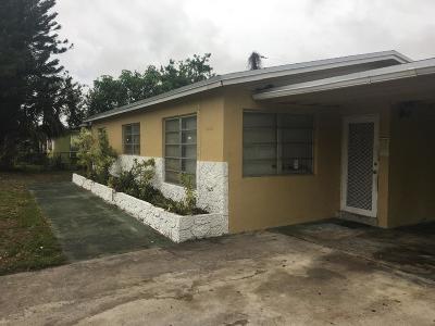 Fort Lauderdale FL Rental For Rent: $1,850