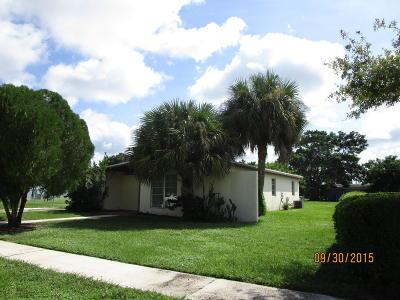 Port Saint Lucie Single Family Home For Sale: 405 SE Abeto Lane