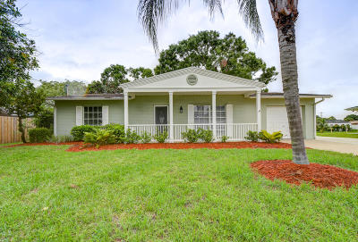 Port Saint Lucie FL Single Family Home For Sale: $249,950