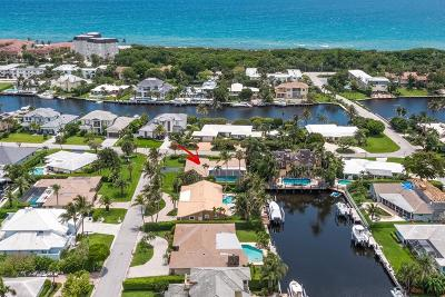 Ocean Ridge Single Family Home For Sale: 17 S Spanish River Drive
