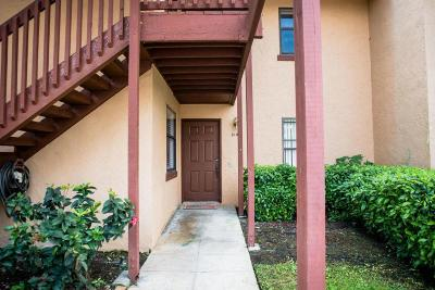 Royal Palm Beach Condo For Sale: 2103 Lakeview Drive W
