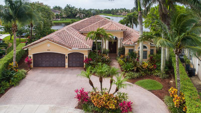 Boynton Beach Single Family Home For Sale: 8680 Thornbrook Terrace Point