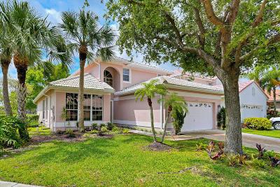 Boca Raton Single Family Home For Sale: 10920 Danbury Way