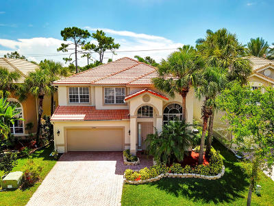Boynton Beach Single Family Home For Sale: 12213 Colony Preserve Drive