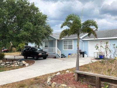Jensen Beach Single Family Home For Sale