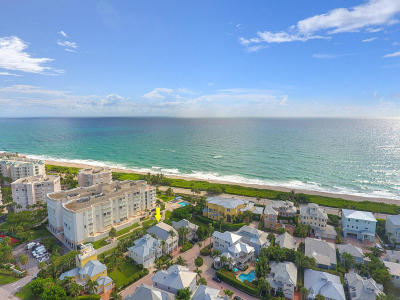 Jupiter Single Family Home For Sale: 195 Ocean Key Way