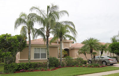 Boca Raton FL Single Family Home Contingent: $484,500