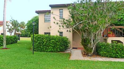 Boca Raton Condo For Sale: 8545 Casa Del Lago #38 B