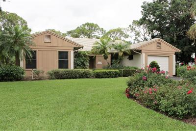 Palm City Single Family Home For Sale: 4786 SW Lorne Court