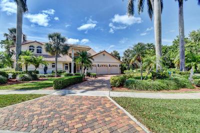 Boca Raton Single Family Home For Sale: 1940 SW 9th Street