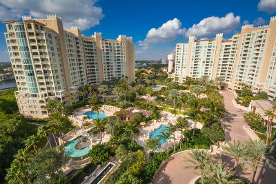 Highland Beach Condo For Sale: 3740 S Ocean Boulevard #910