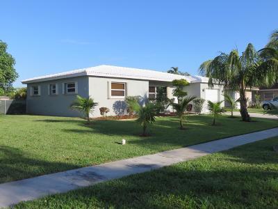 Boca Raton Single Family Home For Sale: 22071 Aslatic Street