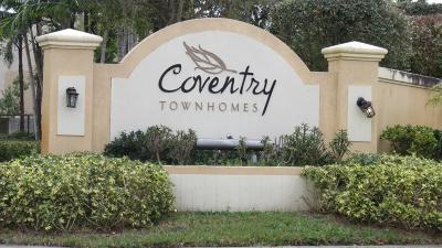 Lake Worth Townhouse For Sale