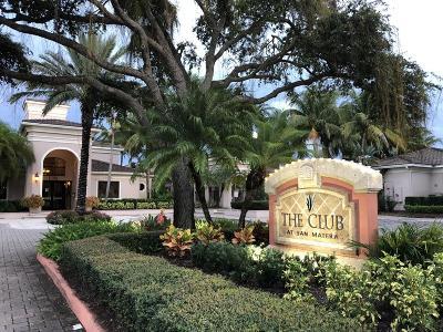 Palm Beach Gardens Condo For Sale: 3018 Alcazar Place #206