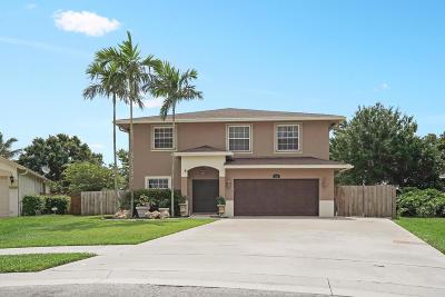 Royal Palm Beach Single Family Home For Sale