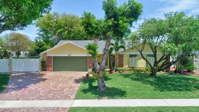 Boynton Beach Single Family Home For Sale: 1242 NW 10th Court