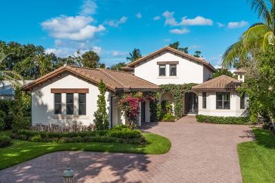 Hypoluxo Single Family Home For Sale: 214 Atlantic Drive