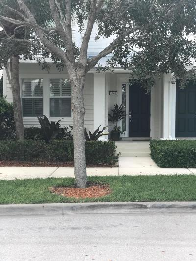 Jupiter Townhouse For Sale: 1463 Jeaga Drive