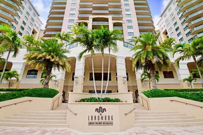 Palm Beach Gardens Condo For Sale: 3610 Gardens Parkway #402a