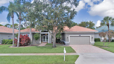 Lake Worth Single Family Home For Sale: 4285 Wokker Drive