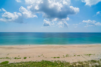 Palm Beach Condo For Sale: 2660 S Ocean Boulevard #601n