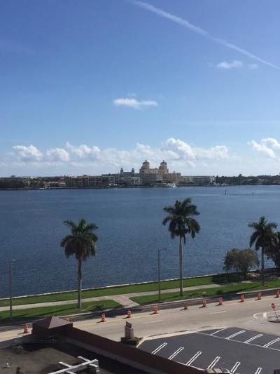 West Palm Beach Condo For Sale: 1801 Flagler Drive #812