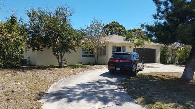 Boynton Beach Single Family Home For Sale: 203 NE 21st Avenue