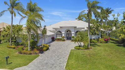 Palm Beach Gardens Single Family Home For Sale: 117 Thornton Drive