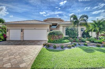 Boynton Beach Single Family Home Contingent: 12115 Glacier Bay Drive