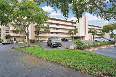 Boca Raton Condo For Sale: 6661 NW 2nd Avenue #Ph-A