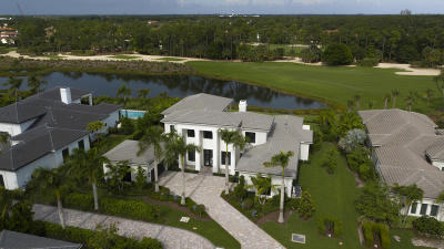 Palm Beach Gardens FL Single Family Home For Sale: $4,499,000