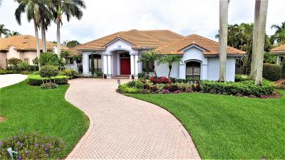 West Palm Beach Single Family Home For Sale: 2533 Seminole Circle