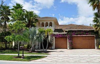 Boca Raton Single Family Home For Sale: 17593 Middlebrook Way