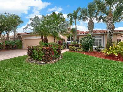 Boynton Beach Single Family Home For Sale: 9131 Taverna Way