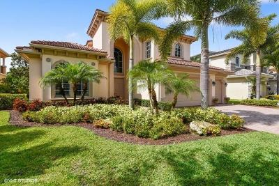 Royal Palm Beach Single Family Home For Sale: 617 Edgebrook Lane