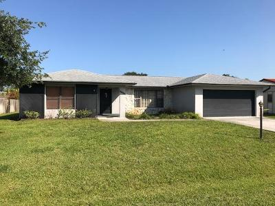 Fort Pierce Single Family Home For Sale: 5600 Paleo Pines Circle