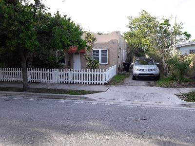 West Palm Beach FL Multi Family Home For Sale: $235,000