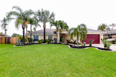 Port Saint Lucie FL Single Family Home Contingent: $239,900