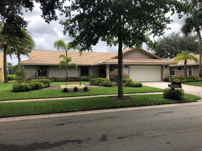 Jupiter FL Single Family Home For Sale: $499,000