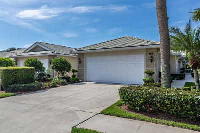 Jupiter Townhouse For Sale: 164 Brier Circle