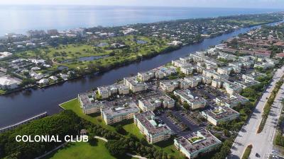 Boynton Beach Condo For Sale: 16 Colonial Club Drive #103